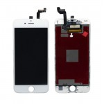 Lcd With Touch Screen For Apple Iphone 6s White By - Maxbhi Com