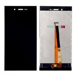 Lcd With Touch Screen For Blackberry Z3 Black By - Maxbhi Com