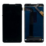 Lcd With Touch Screen For Micromax Canvas Nitro A311 Black By - Maxbhi Com