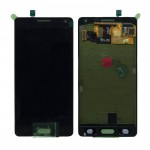 Lcd With Touch Screen For Samsung Galaxy A5 Sma500g Black By - Maxbhi Com