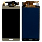 Lcd With Touch Screen For Samsung Galaxy A7 Sma700f Gold By - Maxbhi Com