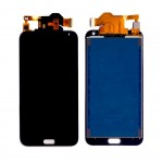 Lcd With Touch Screen For Samsung Galaxy E7 Sme700f Black By - Maxbhi Com
