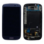 Lcd With Touch Screen For Samsung Galaxy S3 I9300 64gb Black By - Maxbhi Com