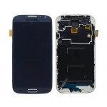Lcd With Touch Screen For Samsung I9500 Galaxy S4 Black By - Maxbhi Com