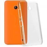 Transparent Back Case for Sony Xperia E3 Dual D2212