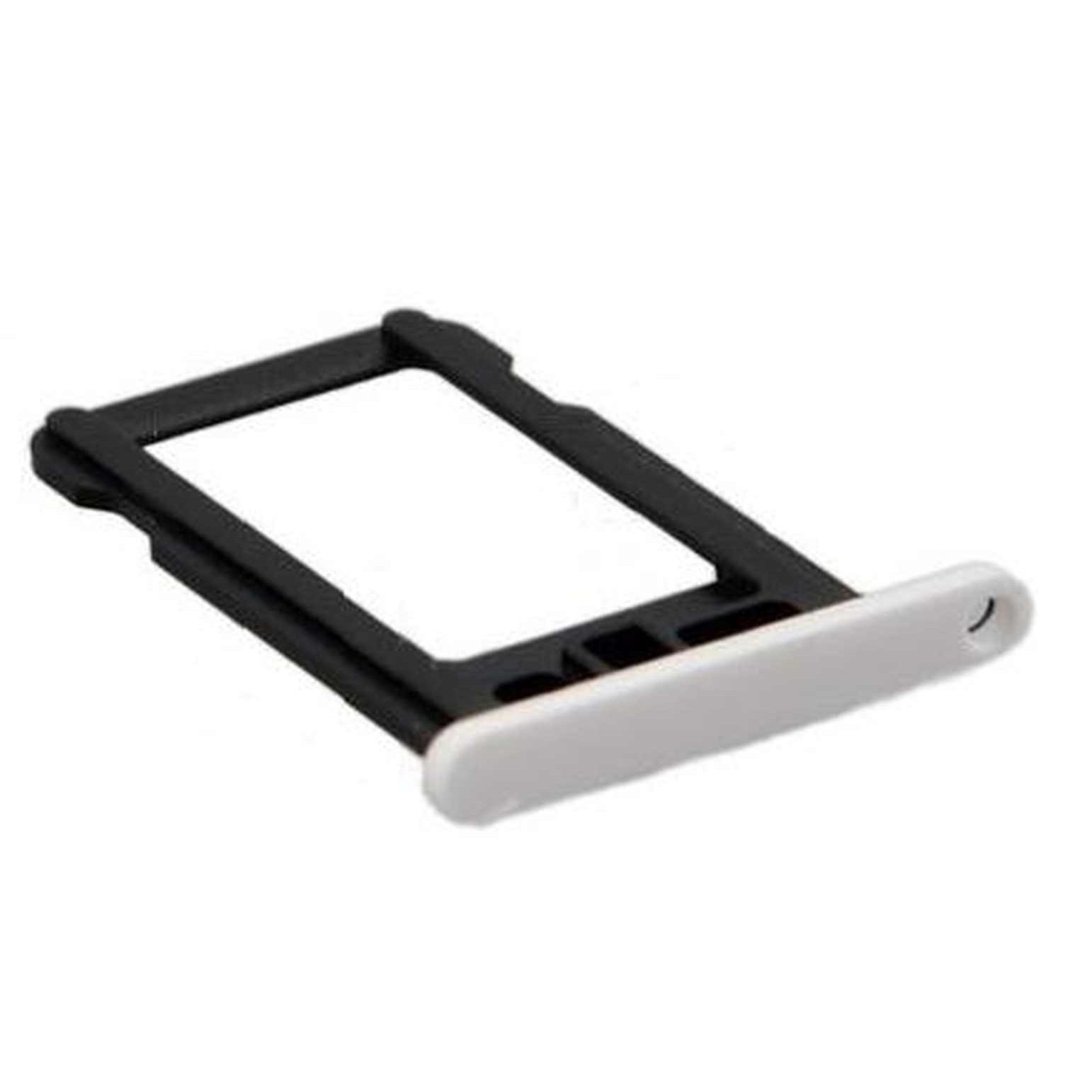 super popular 77767 cd3aa SIM Card Holder Tray for Apple iPhone 5c - White