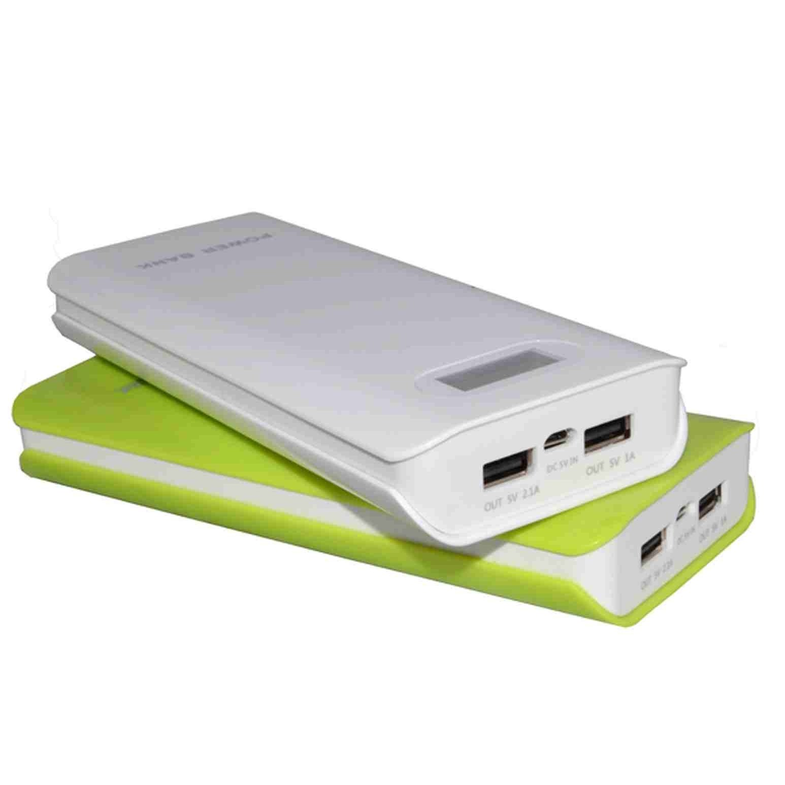 15000mah Power Bank Portable Charger For Xolo Q1001 By