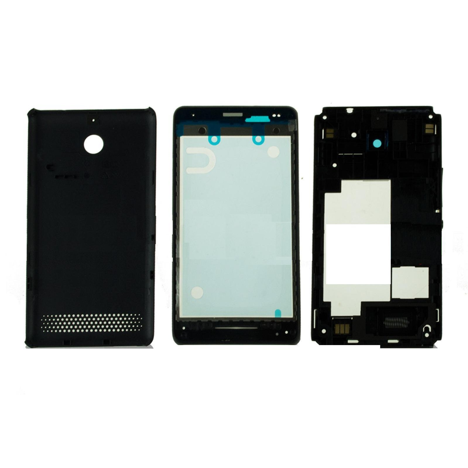 buy online fb2f2 085e0 Full Body Housing for Sony Xperia E1 dual - Black