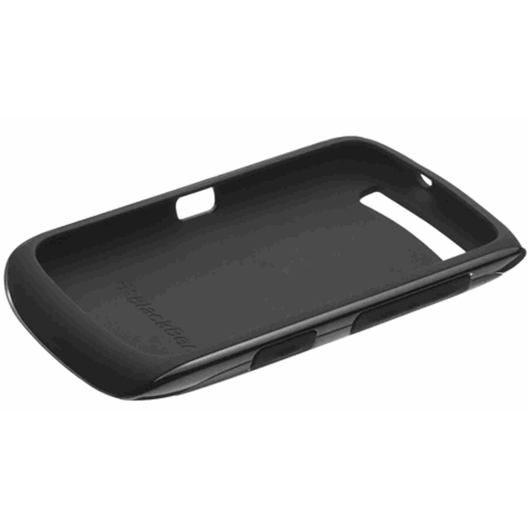 Back Case for BlackBerry Curve 9380 Black