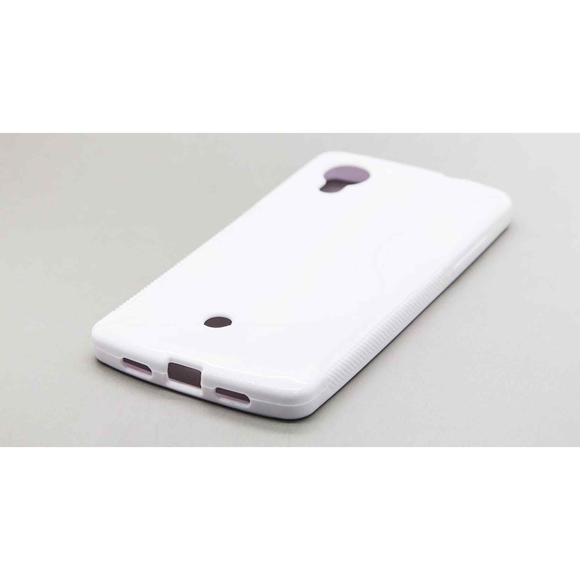 uk availability 78a51 30a09 Back Panel Cover for LG Nexus 5 - White