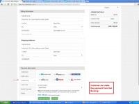 How to make new order on Maxbhi.com Step 14