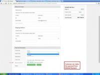 How to make new order on Maxbhi.com Step 16