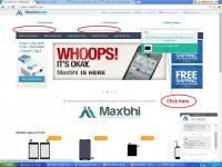 How to make new order on Maxbhi.com Step 3