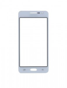 Replacement Front Glass For Samsung Galaxy Grand Prime Smg530h White By - Maxbhi.com