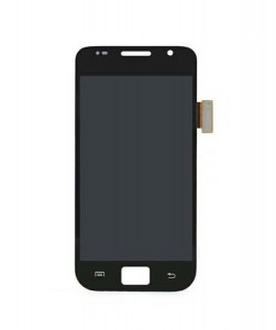 Lcd With Touch Screen For Samsung I9000 Galaxy S Black By - Maxbhi.com