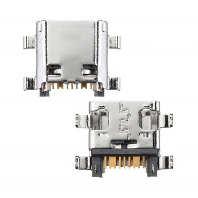 Charge Connector For Samsung Galaxy S Duos 2 Gts7582 S7272 Og - Maxbhi Com