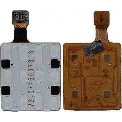 Internal Keypad For Nokia N81