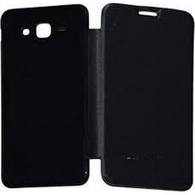 Flip Cover for Samsung Galaxy J7 - Black