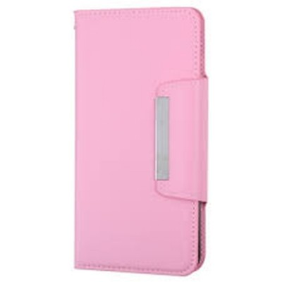 Flip Cover for Lenovo K3 Note - Pink