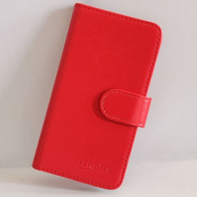 Flip Cover for Lenovo A6000 Plus - Red