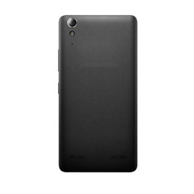 Full Body Housing For Lenovo A6000 Plus Black - Maxbhi.com