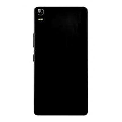 Full Body Housing For Lenovo A7000 Black - Maxbhi.com