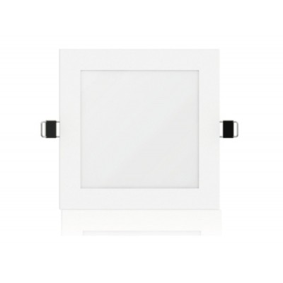 22 Watt LED Grace Square Down Light - 182 mm, White