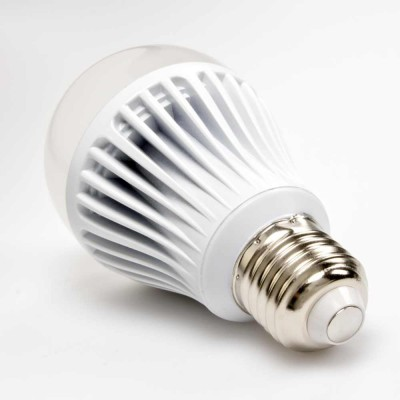 9 Watt LED Bulb - 220 Volt AC - 60 mm, White