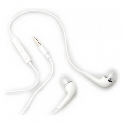 Earphone for Gionee M2 - Handsfree, In-Ear Headphone, 3.5mm, White