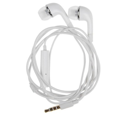 Earphone for HTC Desire 620G dual sim - Handsfree, In-Ear Headphone, 3.5mm, White