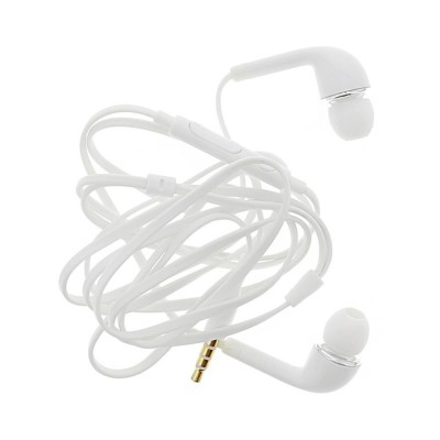 Earphone for Micromax Canvas Nitro A311 - Handsfree, In-Ear Headphone, 3.5mm, White