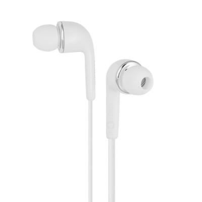 Earphone for Samsung P1000 Galaxy Tab - Handsfree, In-Ear Headphone, 3.5mm, White