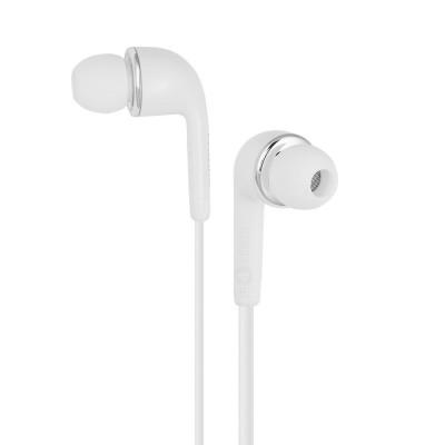 Earphone for Micromax Canvas Nitro 2 E311 - Handsfree, In-Ear Headphone, 3.5mm, White