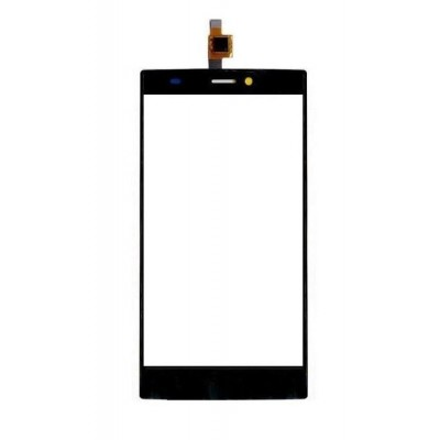 Touch Screen Digitizer For Micromax Canvas Nitro 2 E311 Black By - Maxbhi.com