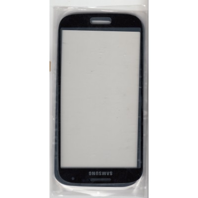 Glass for Samsung S4 Black