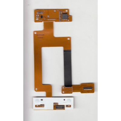 Flex Cable Ribbon Compatible For Nokia C2-03