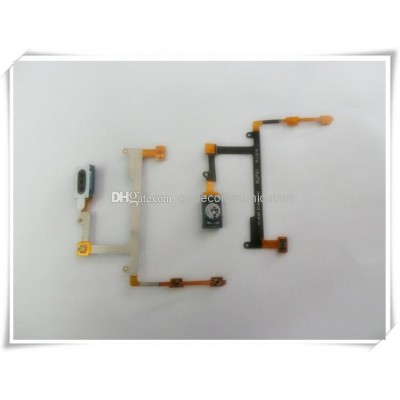 Ear Speaker Earpiece + Volume Button Flex Cable for Samsung Galaxy S3 i9300