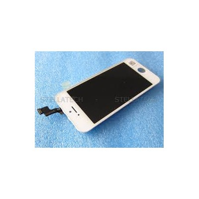 LCD Screen for Apple iPhone 5s - White