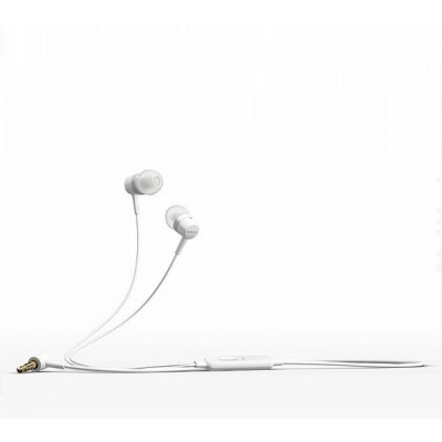 Earphone for Samsung Galaxy J7 - 2016 - Handsfree, In-Ear Headphone, White