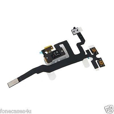 Handsfree Audio Jack Flex for Apple iPhone 4S