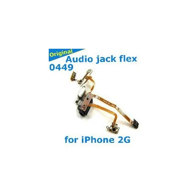 Handsfree Jack Vibrator Flex cable For Apple iPhone 2G