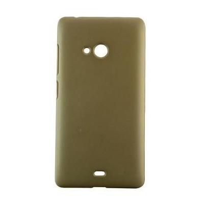 Back Case for Microsoft Lumia 540 Dual SIM - Golden