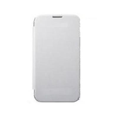 Flip Cover for Micromax Bolt D200 - White