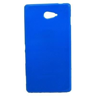 timeless design 8901b a4f32 Back Case for Sony Xperia M2 dual D2302 - Blue