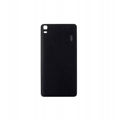 Back Panel Cover For Lenovo K3 Note Black - Maxbhi Com