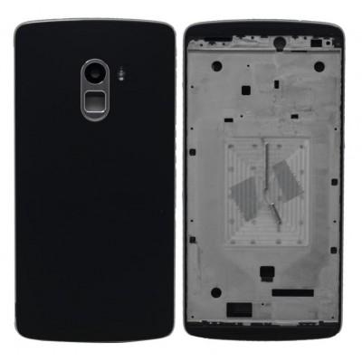 Full Body Housing For Lenovo K4 Note Black - Maxbhi Com