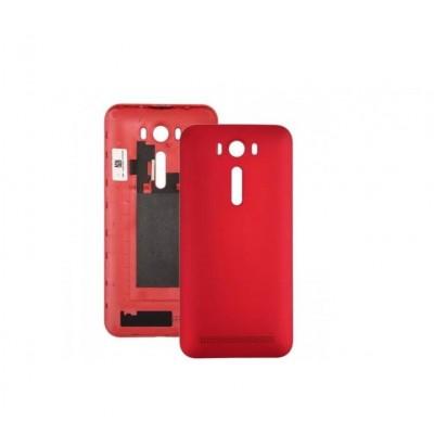 Full Body Housing For Asus Zenfone 2 Laser Ze550kl Red - Maxbhi Com