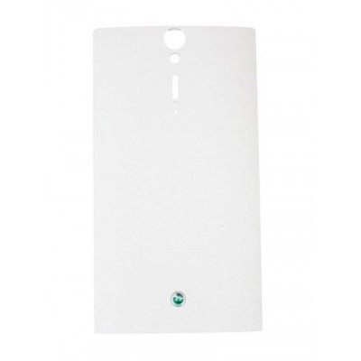 online store d1e5d c9370 Back Panel Cover for Sony Xperia S LT26i - White
