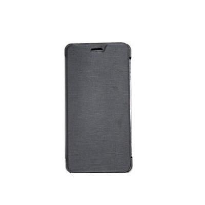 huge discount defe5 3c76c Flip Cover for Lava Pixel V1 - Black by Maxbhi.com