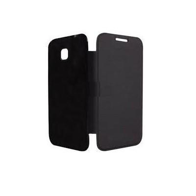 timeless design 0195b 49333 Flip Cover for Xiaomi Redmi Note 2 Prime - Black